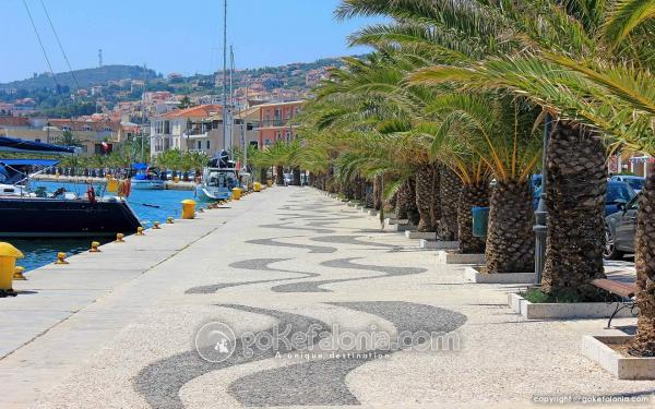 Argostoli Harbour