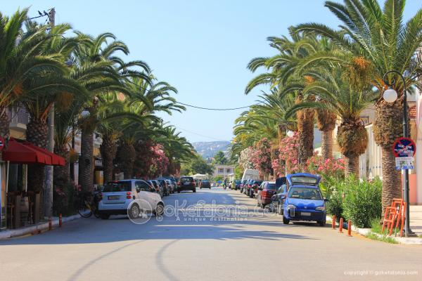 Rizospaston Avenue - Argostoli - Kefalonia